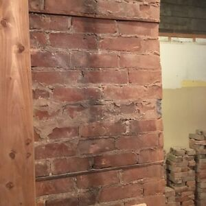 Walkerville reclaimed bricks
