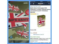 Dads army complete box set