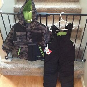 Boys Size 5 Snowsuit - Brand New with Tags - $75