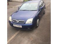 Vectra Vauxhall (not Corsa Astra zafira ford)