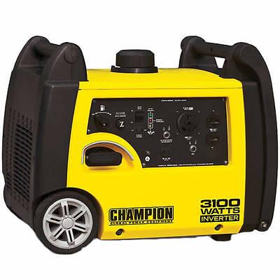 Champion 75531i - 2800 Watt Inverter Generator w/ RV Outlet