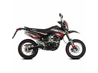 LEXMOTO ADRENALINE 125 EFI - SUPERMOTO - ENDURO - LEANER LEGAL
