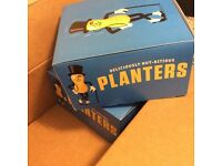 40 x 60g packets of Planters Nuts