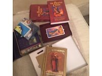 Angel books and cards