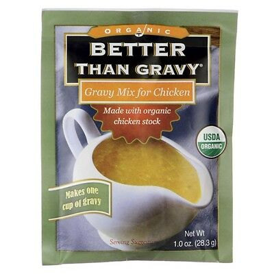 Better Than Gravy Organic Gravy Mix for