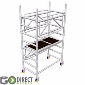 GDA400 Self Build Scaffold Tower 1m (3m Working Height)