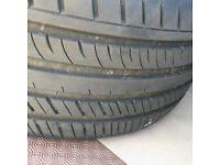 Range Rover Sport Tyre.