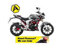 LEXMOTO VENOM SE 125 - LIMITED SPECIAL EDITION - FINANCE AVAILABLE