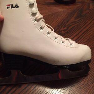 Fila youth figure skates size 13 for sale St. John's Newfoundland image 2