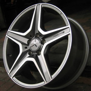 "Wanted Mercedes 18"" Rim"