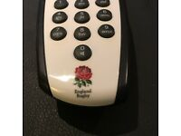 England Rugby SKY remote