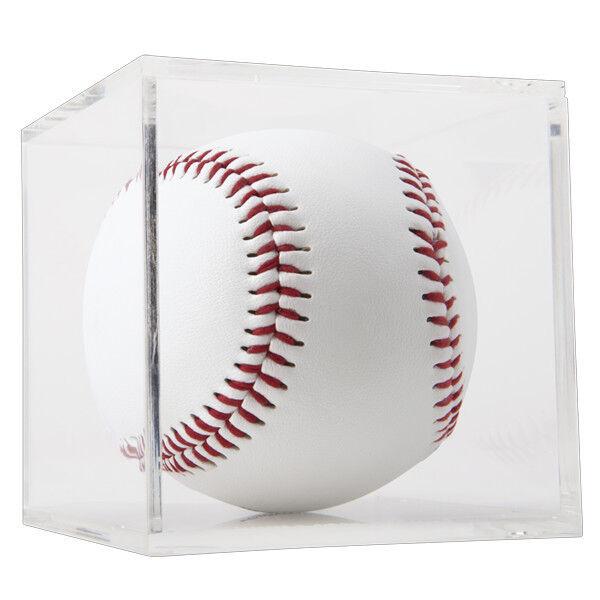 36 NEW BASEBALL BALL SQUARE DISPLAY CUBE DISPLAY CASES