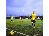 Football players wanted for 5-a-side 'turn up & play' every Sunday