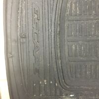 2014 Ford Escape trunk liner