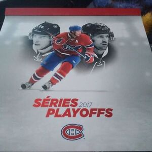 2017 NHL PLAYOFF TICKETS MONTREAL CANADIENS