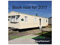 Now taking booking for the 2017 season prices from £250