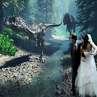 Imagine the possibilities of GREEN SCREEN Photography
