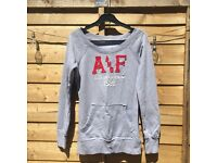 Ladies Abercrombie & Fitch jumper size small 8-10