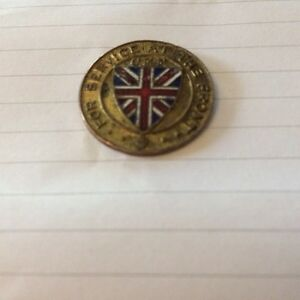 1914-18 war pin / broche guerre 14/18