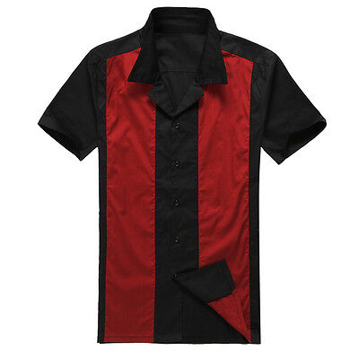 50s male clothing rockabilly style fashion indie mens fifties bowling - Fifties Clothes For Men