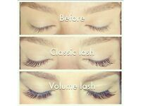 Individual semi permanent eyelash extensions, & threading mobile in West Mids! Insured&qualified