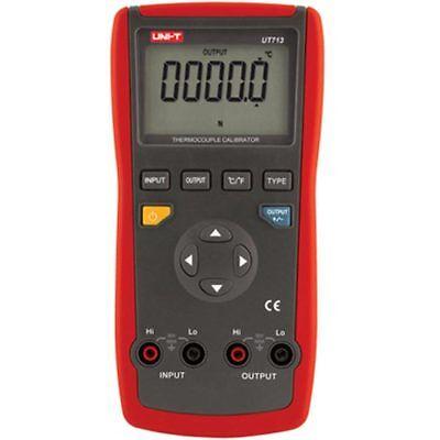 Ut713 Process Calibrator Thermocouple J K T E R S B N L