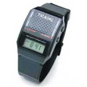 E Z to Hear E Z to Set Talking Wrist Watch w/Alarm for the Blind & Low Vision