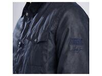 steve mcqueen barbour international deck jacket