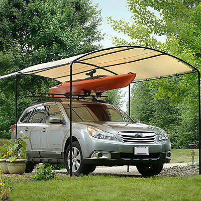 Outdoor Tent Canopy Round Monarc Shelter 9x16 ft Portable Shade Cover Waterproof