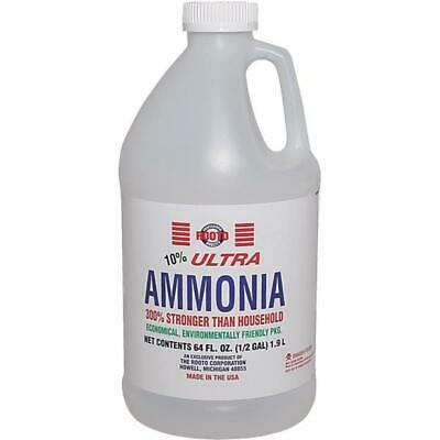 Rooto Corp. Rooto 10% Clear Ammonia  6 Pack