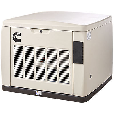 Cummins Rs17a - 17kw Quiet Connecttrade Series Home Standby Generator