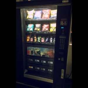 Combo Vending Machine in a Busy Brampton/Mississauga Location