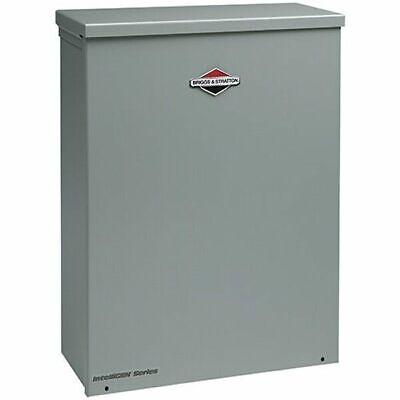 Briggs Stratton 100-amp Automatic Transfer Switch W 16-circuit Load Center...