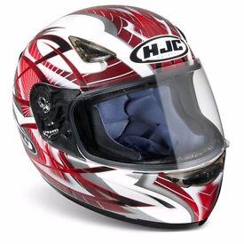 HJC - CS - 14 Manly Red MC - 1. Helmet. Size: XL. Brand New