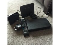 Various talk talk equipment- youview, hubs, controllers