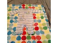 Baby boys outfit age 3-6 months