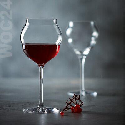 2 Rotweingläser 60 cl Weingläser Rotwein Gläser für Gin-Tonic Aperol/Hugo Spritz