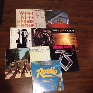 10 Very great titled records LPs!