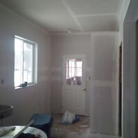 QUALITY DRYWALL REPAIRS, BOARDING & TAPING FOR LESS 230-0853