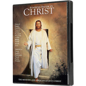 Finding Faith in Christ DVD