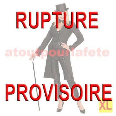 Frac, Redingote, Jaquette, Queue de pie noire, Belle epoque, Cabaret - Queue De Pie Kostüm