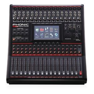 Console digital phonic is 16