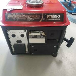 POWERTEC PORTABLE GENERATOR #130825