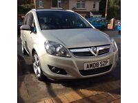 Vauxhall Zafira SRI for sale