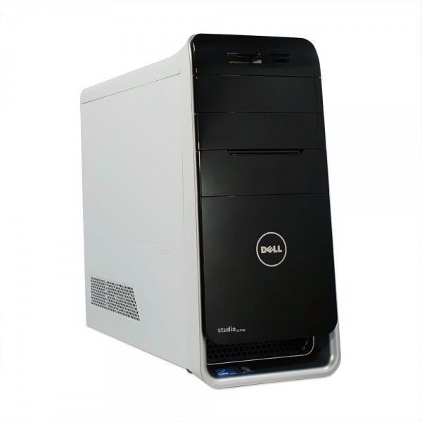 Xmas Sale Gaming pc Dell XPS studio 8100 i7 2.93GHZ 8GB RAM 60GB SSD +2 TB HARD DRIVE HDMI I