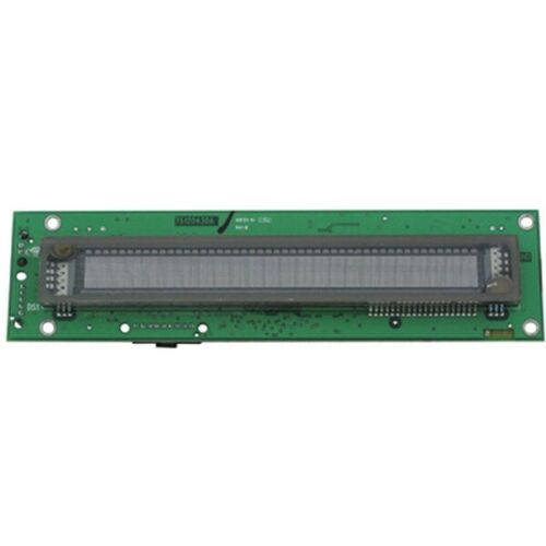 Board, Display, VFD Display for Cont 192 x 16 - IGT S2000 (751-204-00)