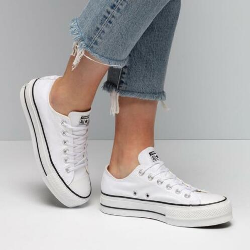 d914943f4e9 ≥ 12% korting! Converse Chuck Taylor All Star Lift OX sneakers ...