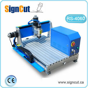 RS4060 Wood Cutting Engraving Milling Machine