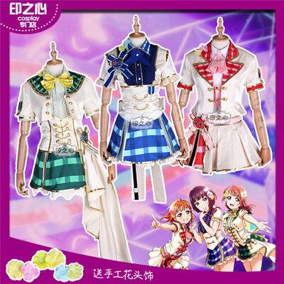 Sif Kostüme (SIF Love Live Sunshine Muses all stars school idol festival Cosplay Costumes)