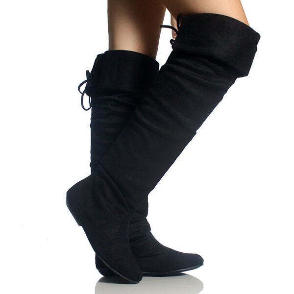 Everything You Need to Know about Buying Over-the-Knee Boots   eBay